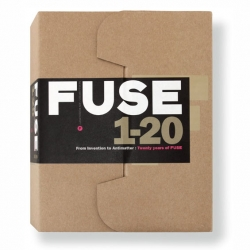 Launched in 1991 by Neville Brody and Jon Wozencroft, 'Fuse' is a design and experimental typography publication with some of the greatest contemporary artists of font design.