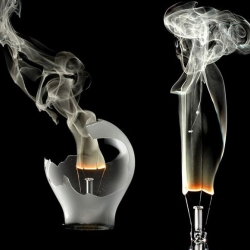 """""""Sometimes 'going up in smoke' can be a good thing"""" Here's an incredible roundup of smoke imagery."""