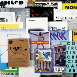 'Archizines' is an exhibition of the new generation of newspapers, magazines and fanzines of architecture, at the Special School of Architecture until 26 September 2012.