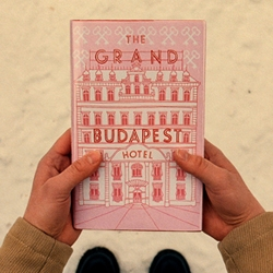 Annie Atkins designed every graphic prop for Wes Anderson's The Grand Budapest Hotel.