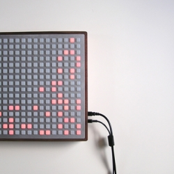Everything about the MONOME is notcot. They believe in minimalist design, economic and ecological sustainability and best yet, are open source!