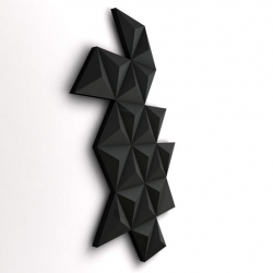 'Black Diamond' radiator by the manufacturer Foursteel.