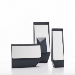 'Papa, Tango, Charlie' mirrors by the French designers team 'Numéro 111'.