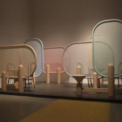 'Shape Your Life! Alcantara-Maxxi Project' exhibition.