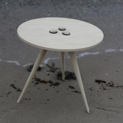 'GOPL' Table by Danish designer Jesper Urup Ruban.