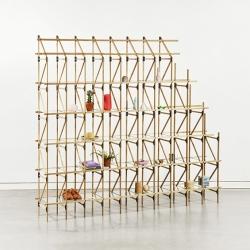 'Divider' Shelves by the Dutch designer Mieke Meijer.