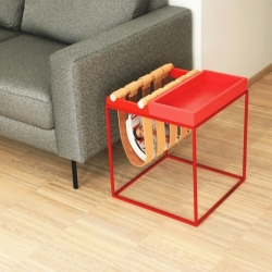 'Colors' side tables bu the designer Aap Piho for Warm North Furniture.