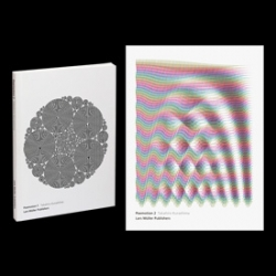 Due out this October from Swiss publishing house Lars Müller, interactive moving optics book Poemotion by Japanese graphic designer Takahiro Kurashima will soon have a color sequel in Poemotion 2.