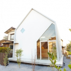 'House H' by Hiroyuki Shinozaki Architects in Chiba, Japan.