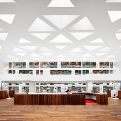 'Erasme Medical Faculty' by Claus en Kaan Architecten in Rotterdam, Netherland.