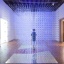 Fundamentals: Form-ContraForm installation by Bekkering Adams architects at Venice Architecture Biennale 2014