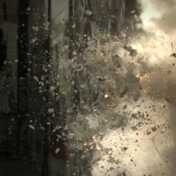 New Explosion video by Vhils, looks Amazing. Incredible what you can achieve with a wall and bombs...