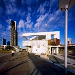 Pavilions, Southport Broadwater Parklands, Gold Coast, Australia, by Whitearchitecture