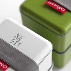 Borja Garcia has designed the new Lunchboxset 'Lunch Box'.