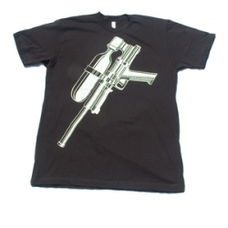 Classic Super Soaker Tee! I still have an arsenal of these around somewhere...