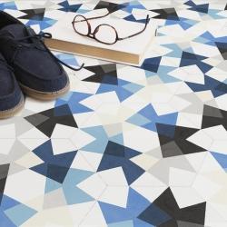 'Keidos' cement tiles by Spanish designer Alberto Sanchez for Entic Design.