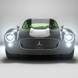 Hopefully its not just a concept, Mercedes is thinking of reproducing the Mythic 300SL Gullwing: The 2009 Gullwing-America 300 SL Panamericana is just a beauty !!
