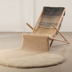 'Winter Passing Chair' by designers Alexandra Kehayoglu and Maxi Ciovich.