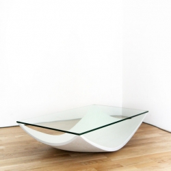 'D01' coffee table by French designer Teïva Bodereau.