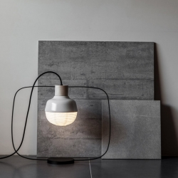 'The Old New Lamp' by Taiwanese studio Kimu Design.