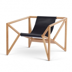 'M3' furniture collection by Austrian designer Thomas Feichtner for Neue Wiener Werkstätte.