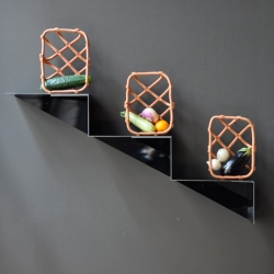 'Up' little shelf by French designer François Mangeol.