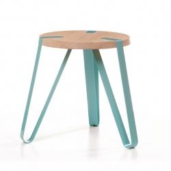 'Level' tables by Dutch designer Erik Remmers for Odesi.
