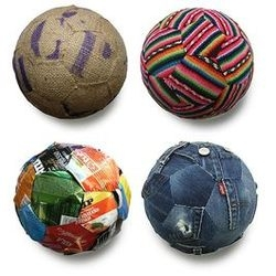 Another one for the World Cup, a different football for each of the 32 qualified countries