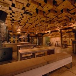 'El Fabuloso' bar in Bogota by MEMA Arquitectos, Colombia.