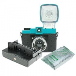 Diana's new Lomography attachment lets you print instant film from your camera, just like old Polaroids!