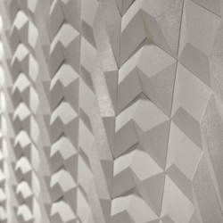 'Gen' ceramic tiles by Patxi Cotarelo and Alberto Bejerano of Spanish studio Dsigno, for Peronda.