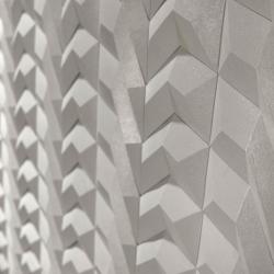 'Gen' ceramic tiles by Patxi Cotarelo and Alberto Bejerano of Spanish studio Dsigno, for Peronda.