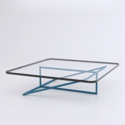 'Stan' Coffee Table, by Italian designer Luis A. Arrivillaga.