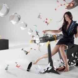 Nice photography by Khuong NGuyen with the Creative Sweatshop, for Amusement magazine.