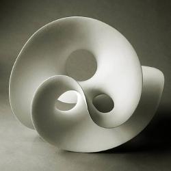 Fabulous ceramic sculpture by Eva Hild