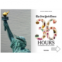 The New York Times, 36 Hours: 150 Weekends in the USA & Canada, a great book of travel inspiration from Taschen.