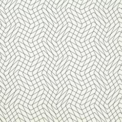 'Filo' ceramic tiles by Italian architects Alessandro and Francesco Mendini for Refin Ceramiche.