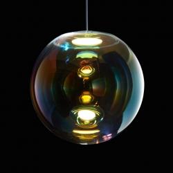 'Iris' lamp's collection by designer Sebastian Scherer for  Studio Neo/Craft.