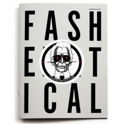 Fashion zombies, robots, and monsters as part of Fashematical, a new Australian comic book about spooky, scary runways!