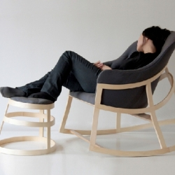 Dancing Chair by Constance Guisset.