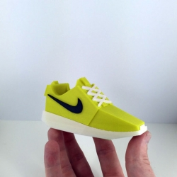 3D printable Roshe Run, this is a tribute to one of the greatest sneakers ever! Created by designer Joe Bowers.