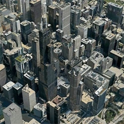 Impressive, extraordinarily detailed 3D city maps from C3 Technologies boast accuracy within just 6 inches.