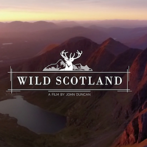 """Wild Scotland"" is a short film from filmmaker John Duncan that shows us the beauty of Scotland as seen from the air."