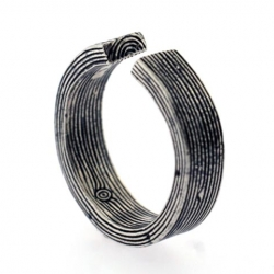 Digby & Iona release the new 2 x 4 Ring  from their Spring 2010 collection called The Wood.