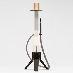 IOOI, the modern hookah designed by Christian Zanzotti