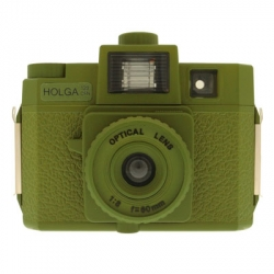 Holga's limited-edition camera is made from army-grade plastic and comes straight outta GI Joe.