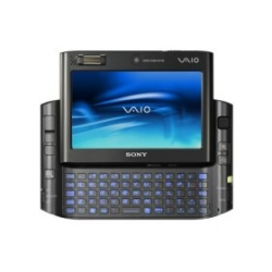 """Sony VAIO VGN-UX490N/C 4.5"""" Notebook PC (Intel Core 2 Solo Processor U2200, 1 GB RAM, 48 GB Flash Drive, Vista Business) ~ So cute, and rumors are flying that it even comes with a bluetooth GPS unit in the box."""