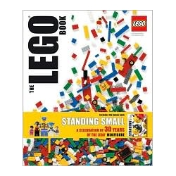 the lego book is dope. it showcases all of their products with some cool write ups