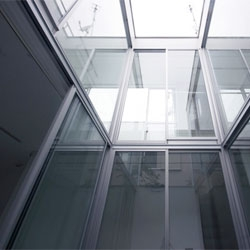 '44:53', a family home in Yokohama by Future-scape Architects.