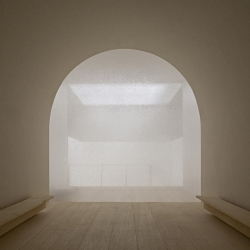 John Pawson's exhibition 'Plain Space' at The Design Museum, opening 22nd September, will be the Museum's first in which the architect is responsible for the space as well as the exhibited work.